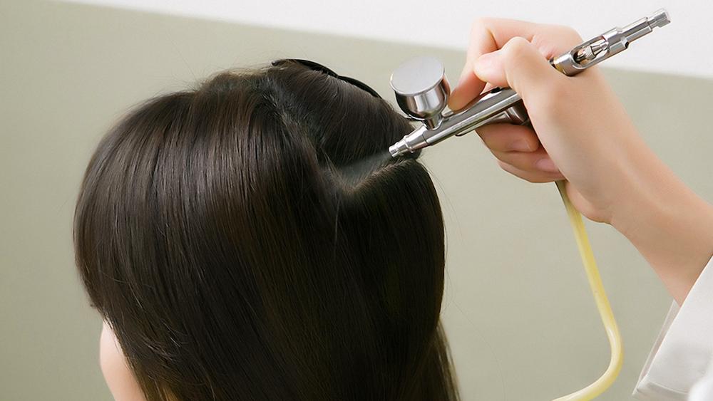 XLR8 hairloss treatment
