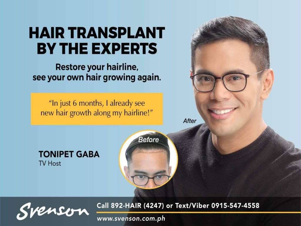 Tonipet Gaba's Svenson treatment